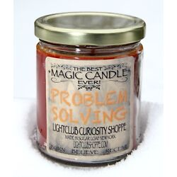 The Best Magic Spell Candle Ever for Problem Solving - These Candles Work!
