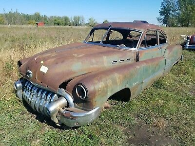 1950 50 Buick Special WILL NOT PART OUT