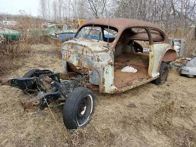1947 47 Chevy Chevrolet Sedan WILL NOT PART OUT