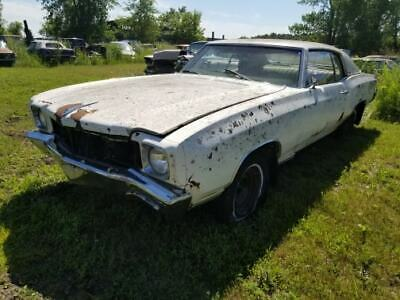 1971 71 Chevy Chevrolet Monte Carlo WILL NOT PART OUT