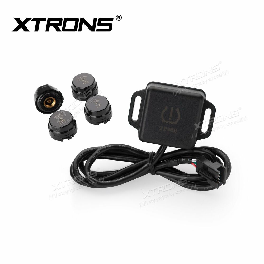 xtrons auto kfz tpms reifendruckkontrollsystem rdks 4. Black Bedroom Furniture Sets. Home Design Ideas