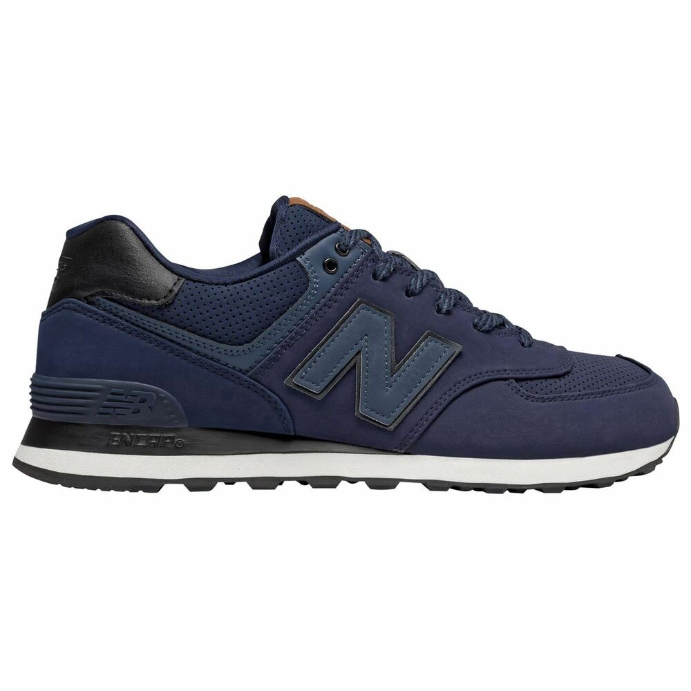 10bfa7f6a9e Details about New Balance 574 Classics Dark Cyclone Pigment Mens Low-top  Sneakers Trainers New