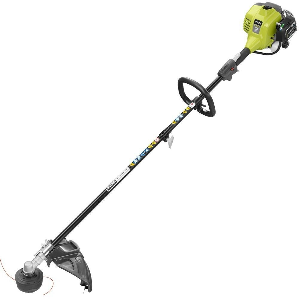 Gas String Trimmer Walk Behind Straight Shaft 2 Cycle