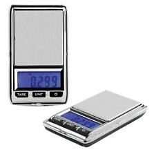Small Mini Digital Pocket Scale 500g x 0.01g Weight Jewelry Gold Silver Coin US