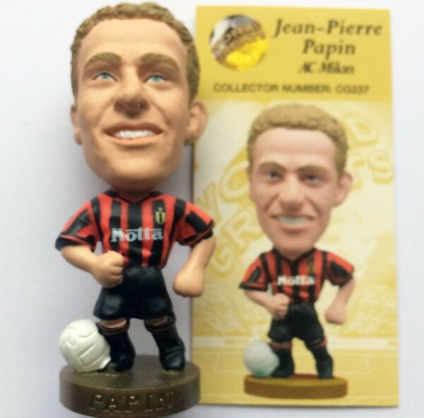 PAPIN AC Milan Home Corinthian ProStars World Great Loose/Card CG237