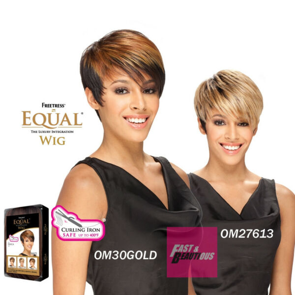 ERICA - FREETRESS EQUAL SYNTHETIC WIG SHORT