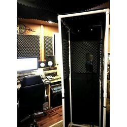 Kyпить MICBOOTH-911 / Portable ISOLATION Vocal BOOTH W/ Light 78
