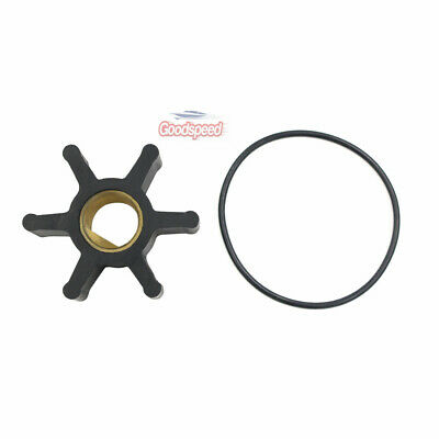 Water Pump Flexible Rubber Impeller Replacement for Sherwood 8000K