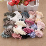 300-400pcs Artificial Flower Stamens Double Tip Wedding Favor Craft DIY
