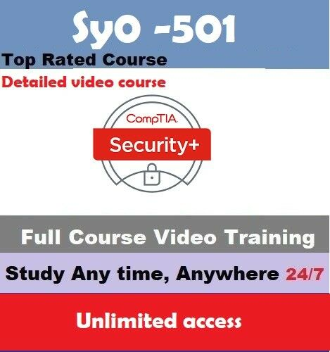 Cbt nuggets sy0-501 | COMPTIA SECURITY+ (SY0 - 2019-02-14