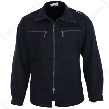 img-Original German Deck Jacket - Blue Navy Surplus Coat Uniform Mens All Sizes