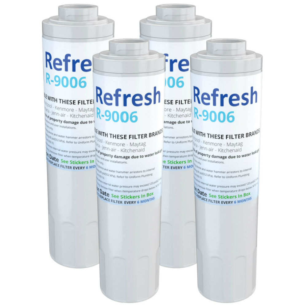Refresh Water Filter Fits Whirlpool Gz25fsrxyy2