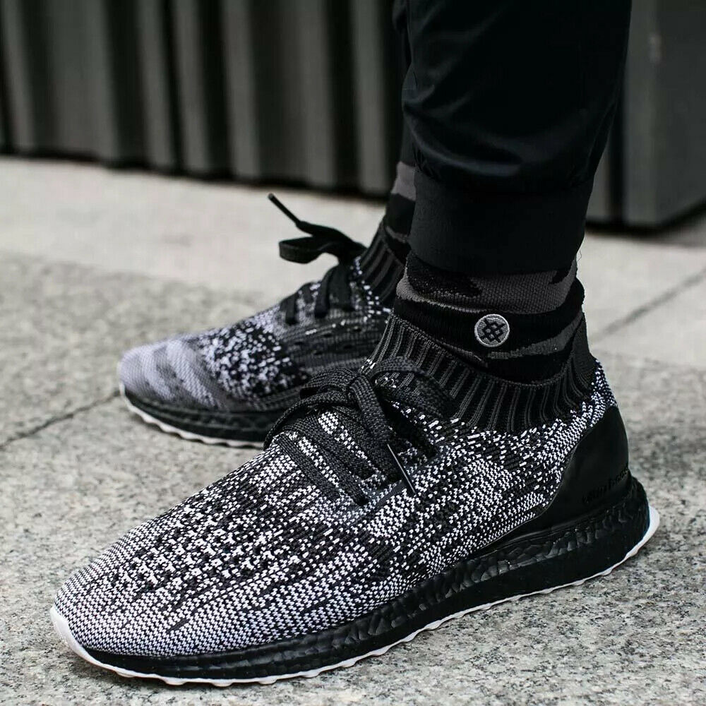 b3481bf800 Details about adidas UltraBOOST Uncaged Black Running Shoes Oreo S80698 Ultra  Boost