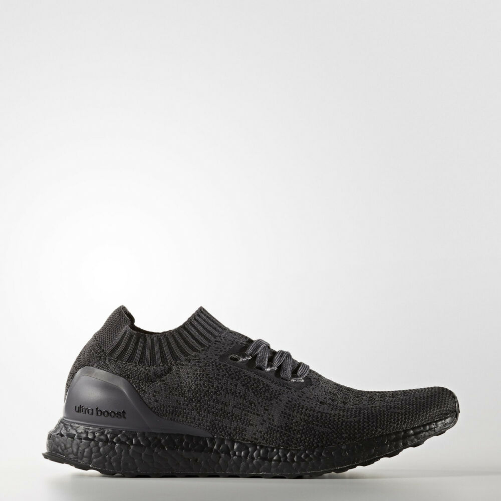 new product 2567a 66ca6 Details about adidas UltraBOOST Uncaged Triple Black Running Shoes BA7996 Ultra  Boost RARE