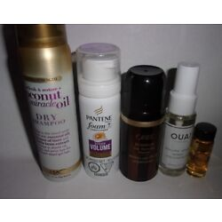 ONE TRAVEL SIZE BIRCH BOX- EPSY- TARGET HAIR CARE ITEM SELECT FROM OUAI, ORIBE +