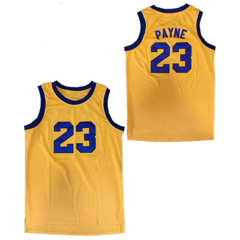 03ac1a969de Details about Martin TV Show  23 Basketball Jersey Martin Lawrence Martin  Payne All Stitched