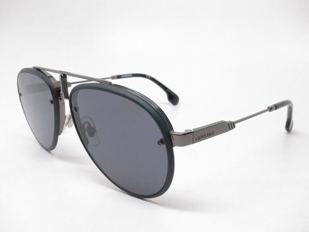 Details about Carrera Glory 0032K Matte Black w Grey 003 2K Sunglasses 025db69089