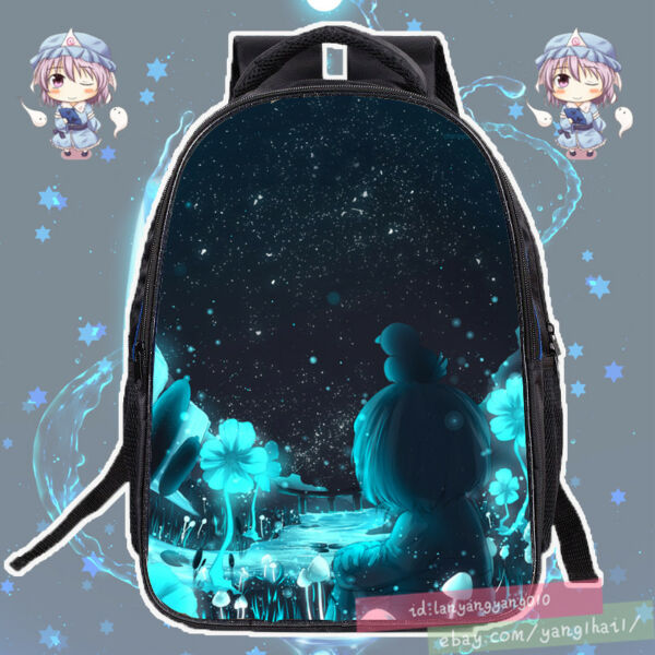 Undertale Game Backpack Shoulders Bag Otaku Student Schoolbag Anime Bag #UL22