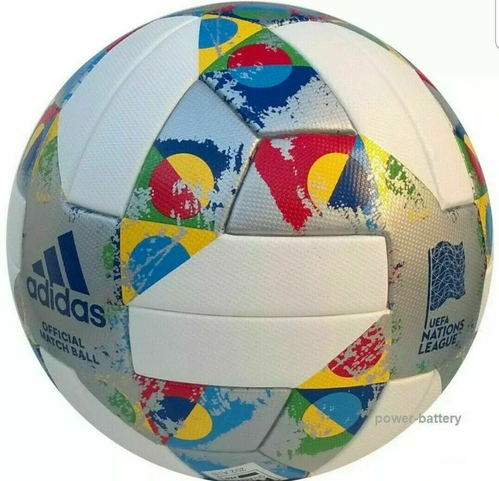 0543e6734dc1a Details about Adidas Finale 17-UEFA Champions League Soccer OMB Official  Match Ball - BP7776