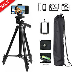 Kyпить Professional Camera Tripod Phone Stand for iPhone Samsung Cell Phone Canon + Bag на еВаy.соm