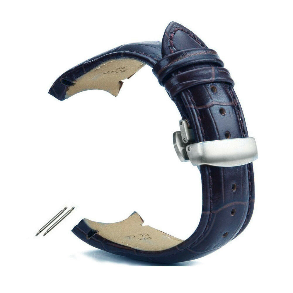 how to install a butterfly clasp watch