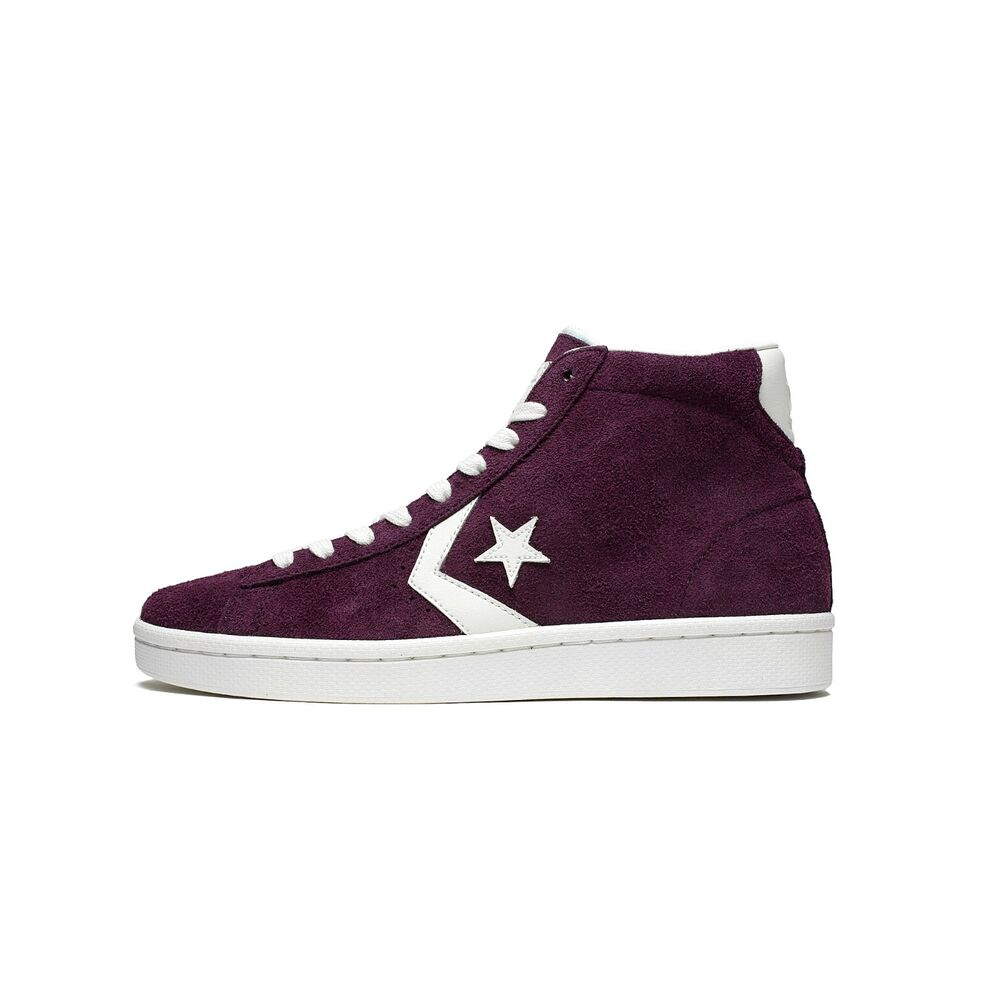 Details about Men s Converse Pro Leather Mid