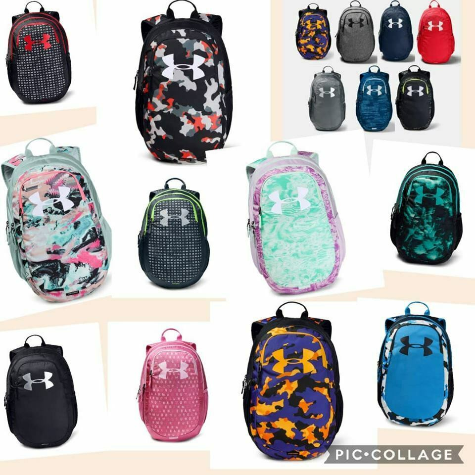 62f062c885 Details about NEW Under Armour UA Storm Scrimmage Laptop Backpack Student  Brasilia Stakes 3S