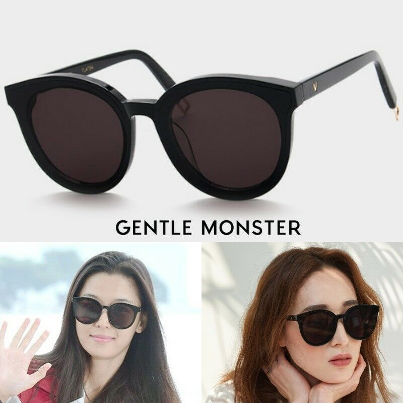 6122041741c Details about Gentle Monster BLACK PETER 01 Authentic Men s Women s  Sunglasses Eye Wear Black