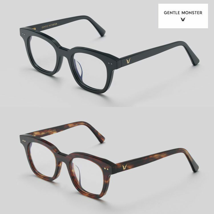 7e27f3e6ce6 GENTLE MONSTER Authentic Men s Women s Eyeglasses Frames South Side ...