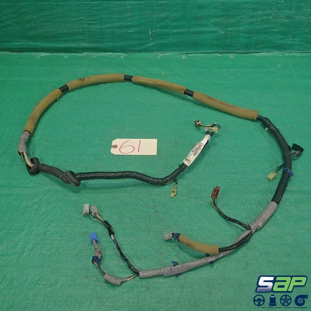 2005 Acura RSX Type-S OEM Hatch Trunk Lid Wire Harness DC5