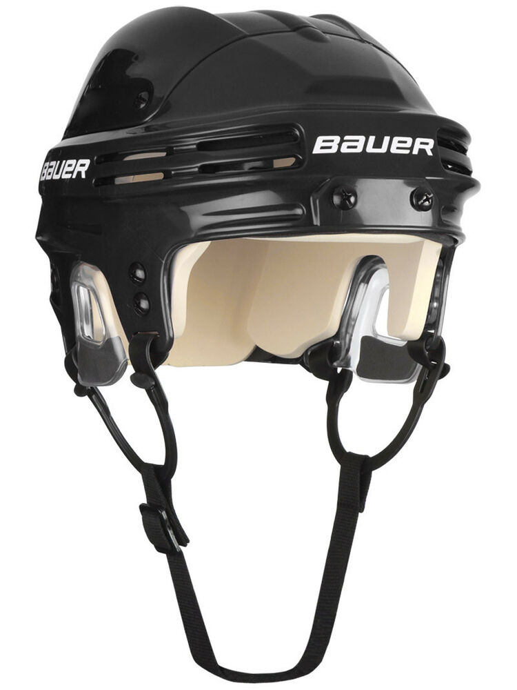 1061a0670b9 Details about New Bauer 4500 Ice Hockey Senior Helmet Only rrp £90