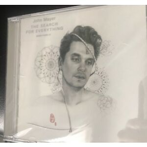 The Search For Everything By John Mayer Cd