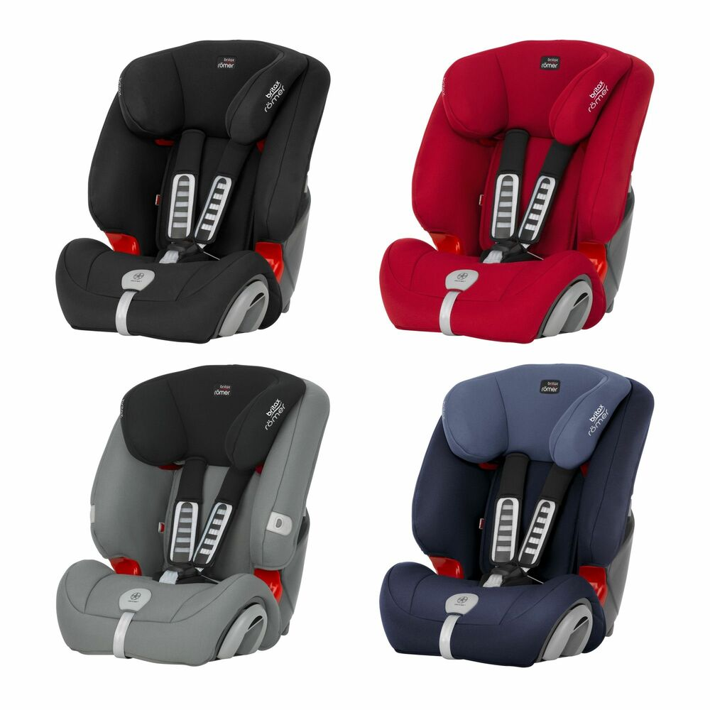 britax romer evolva 123 plus group 1 2 3 child car seat ebay. Black Bedroom Furniture Sets. Home Design Ideas