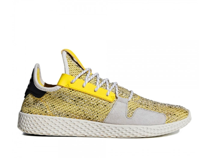 f39e750a2 Details about Adidas Pharrell Williams Tennis V2 Solar HU Limited Shoes  BB9543 Size 4-13🔥