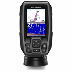 Kyпить Garmin STRIKER 4 CHIRP Fishfinder with Dual Beam Transducer and GPS 010-01550-00 на еВаy.соm