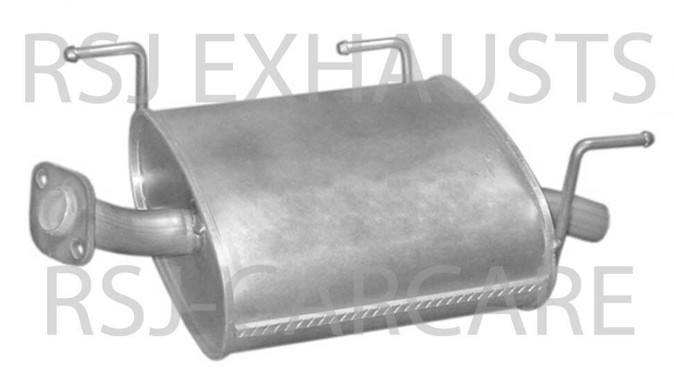 EEC EDN529  EXHAUST SILENCER