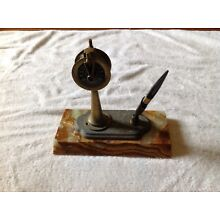 VINTAGE. SHIPS  ENGINE  ROOM.  TELEGRAPH. WITH. PEN.