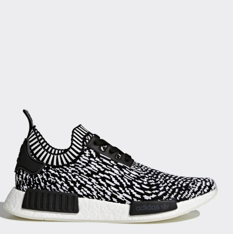 855ad7e13ce4 Details about Adidas Originals NMD Runner PK Black White White BY3013 Size  4-11 Limited🔥