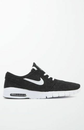 7701d91cb7f Details about MEN S Nike SB Stefan Janoski Max Black   White SHOES SNEAKERS  NEW Size 12