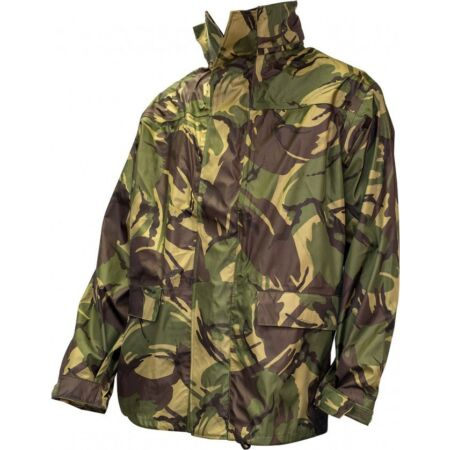 img-NEW Highlander Outdoor Military Tempest British Woodland Camouflage Rain Jacket