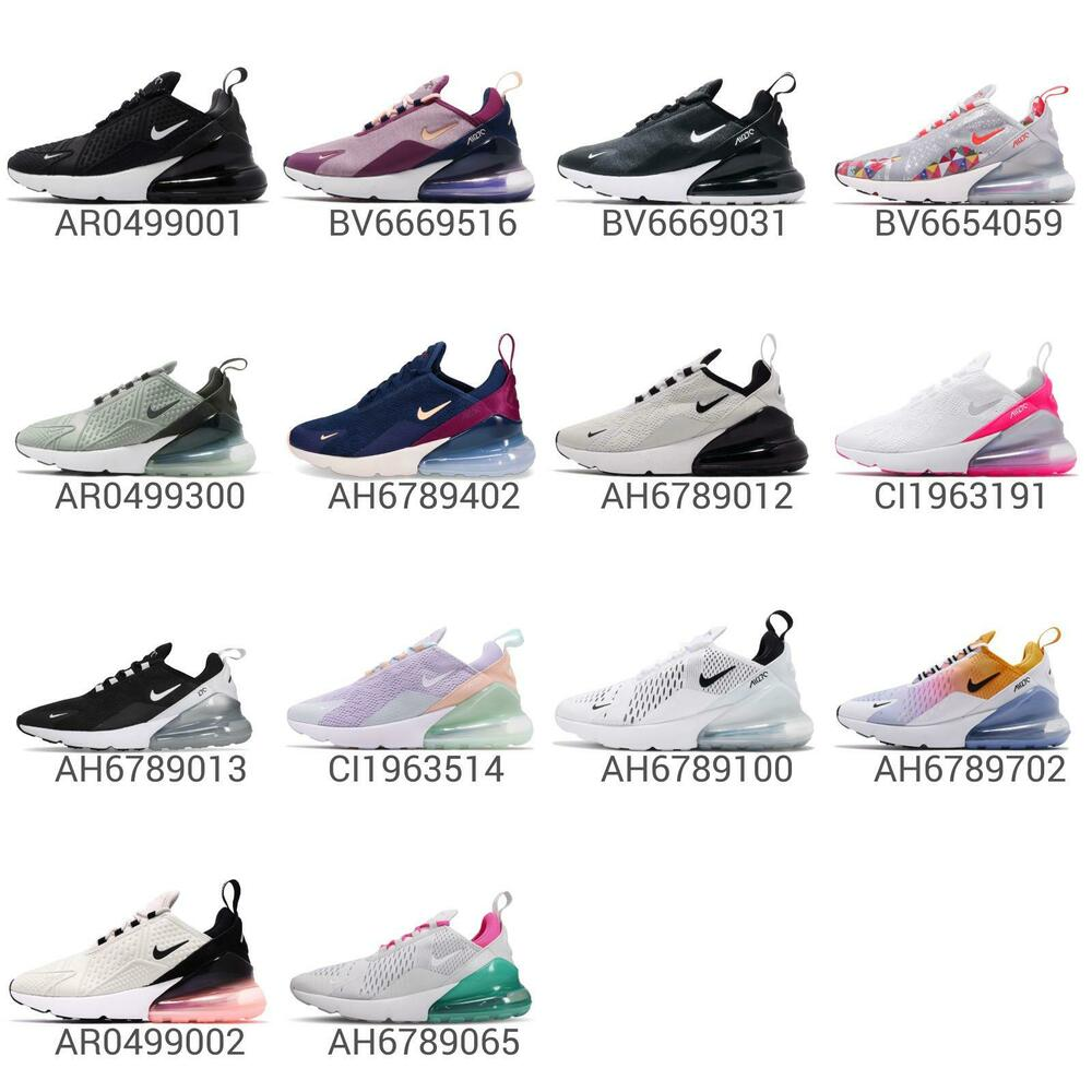 Details about Nike Wmns Air Max 270 Womens Running Shoes Lifestyle Sneakers  Pick 1 d2ac85021