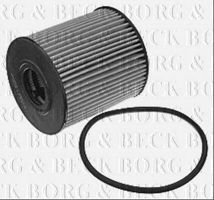 Bfo4000 Borg Beck Oil Filter Fits Citroen C2c3c4c5 New O E Spec