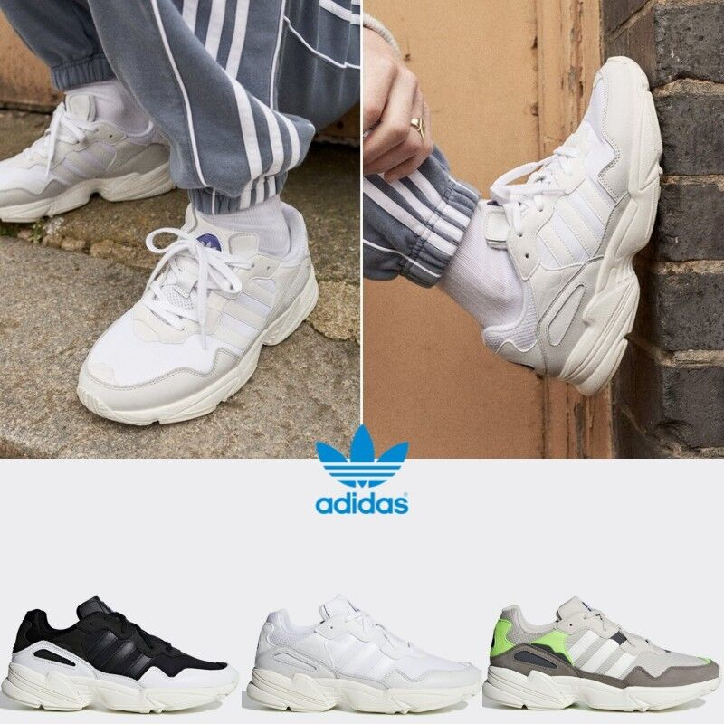 innovative design 40f87 c4269 Adidas Yung 96 Shoes Sneaker White Black F97176 F97177 F9718