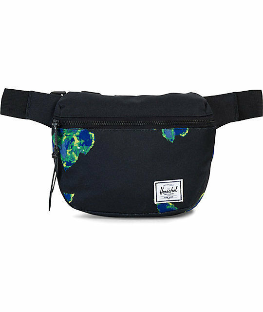 1a716680175 HERSCHEL SUPPLY CO FIFTEEN (NEON FLOWER) FANNY HIP PACK BAG BRAND NEW  w TAG!!