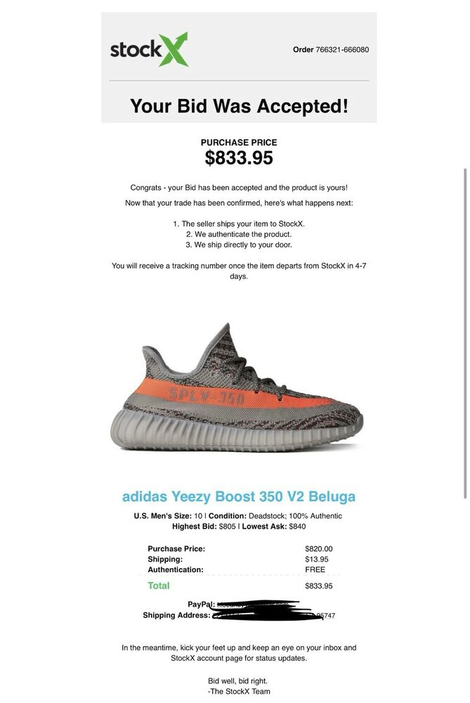 8c7e1f3be7686 AUTHENTIC Adidas YEEZY BOOST 350 V2 Beluga 1.0 Size 10 BB1826 -used ...