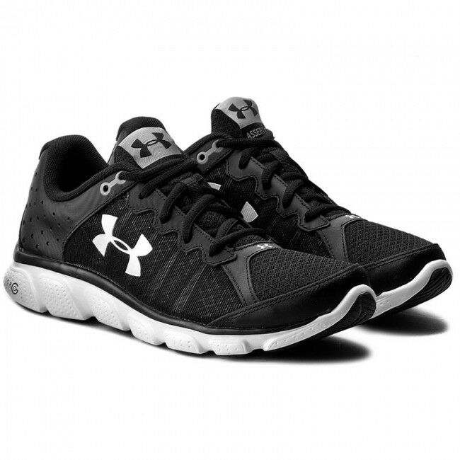44ed7302147 Details about Under Armour Micro G Assert 6 Men s Athletic Shoes Run  Footwear UA 1266224-001
