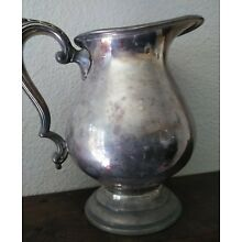 Wallace 2900 silverware pitcher