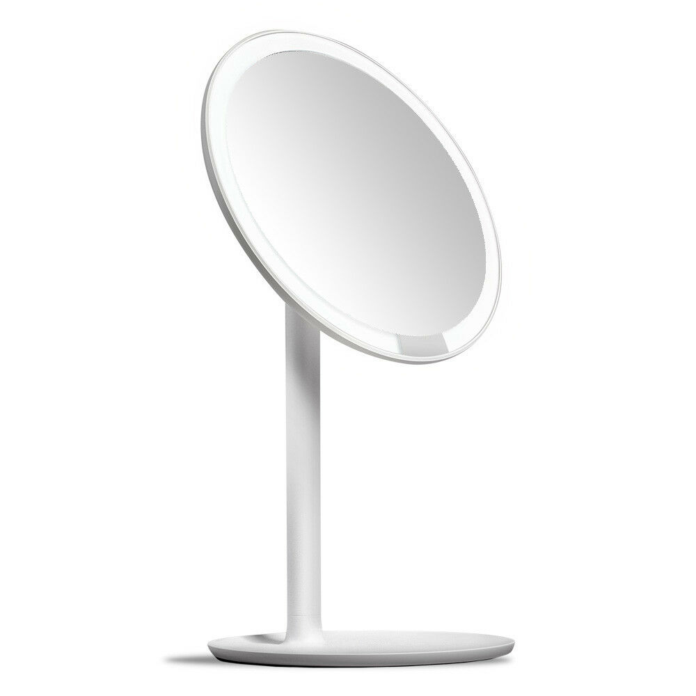 Amiro Lighted Makeup Mirror With Natural Led Light