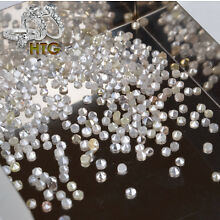 1 crts LOT 100% NATURAL Loose Round Single Cut White Scrap Diamonds 2.00-2.60mm