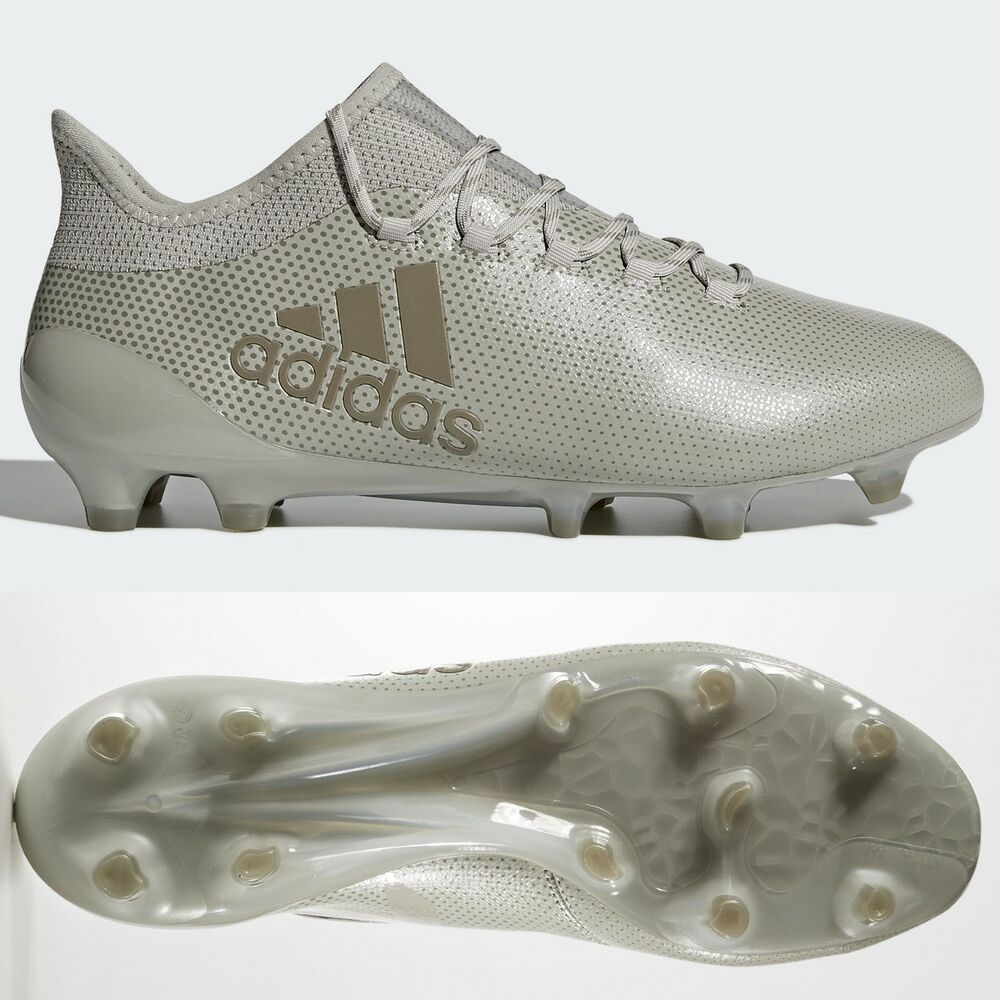 sale retailer ffed4 6750a Details about adidas X 17.1 FG Mens Football Boots Soccer Cleats Clay Earth  Storm ~ RRP £180